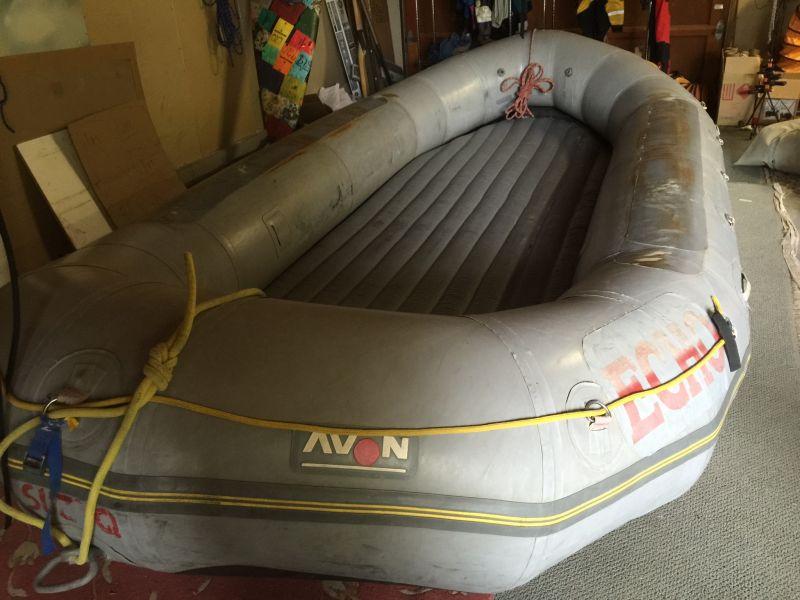 18' Avon Gear Boat For Sale